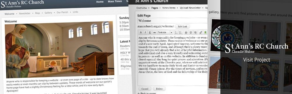 St Ann's Church Project