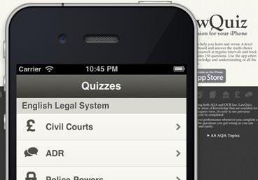 LawQuiz App